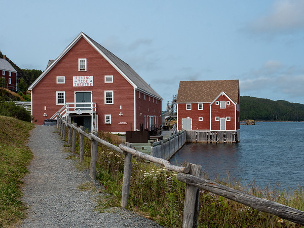 Trinity historic district