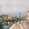 Porto canale di Cesenatico