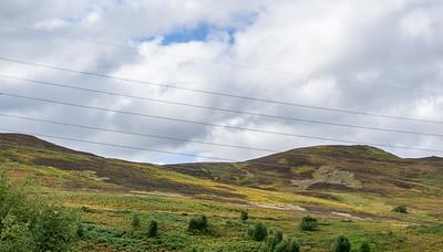 Rannoch Moor wires
