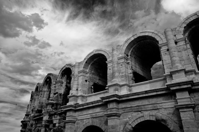 arena in Arles