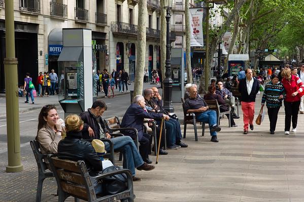Barcelona, 2014