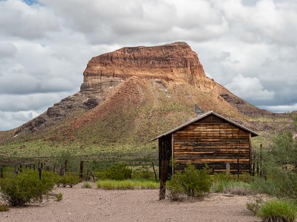 Castalon cabin