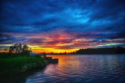 Lake Hood - Anchorage, Alaska
