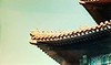 The Forbidden City 's Left protruding Wing of the Meridian Gate