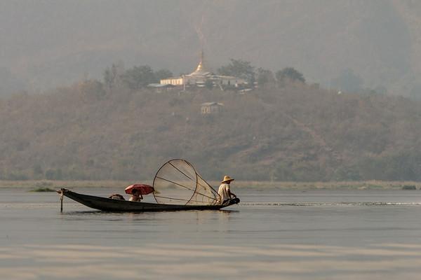 Peaceful fishing
