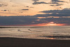 Margate beach sunset