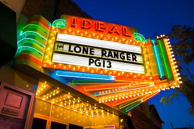 Ideal Theatre Clare, MI