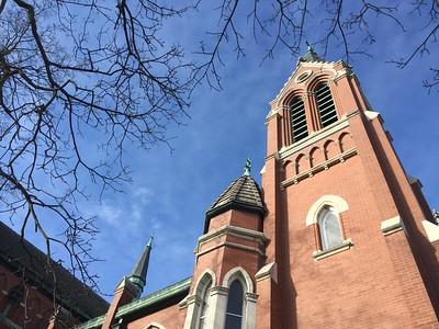 St. Francis Xavier Parish- St. Joseph, MO
