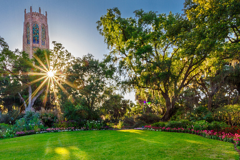 Bok Tower, Lake Wales, Florida
