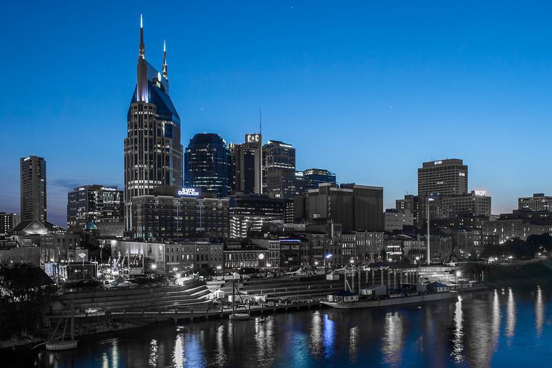 Nashville blue