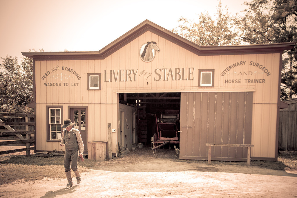 Cowtown Livery & Stable
