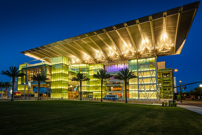 Dr. Phillips Center Lawn, Orlando, Florida