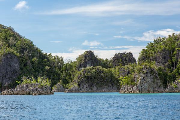Karst islands