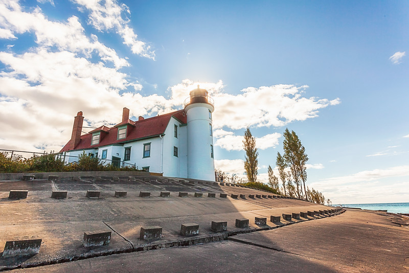 Point Betsie Lighthouse, Michigan