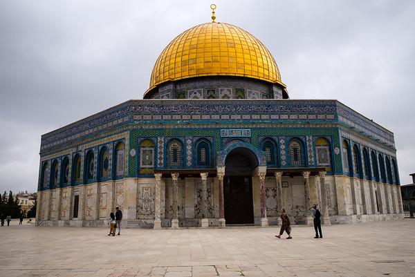 Jerusalem, 2015
