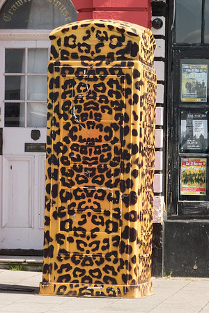 Margate phone booth