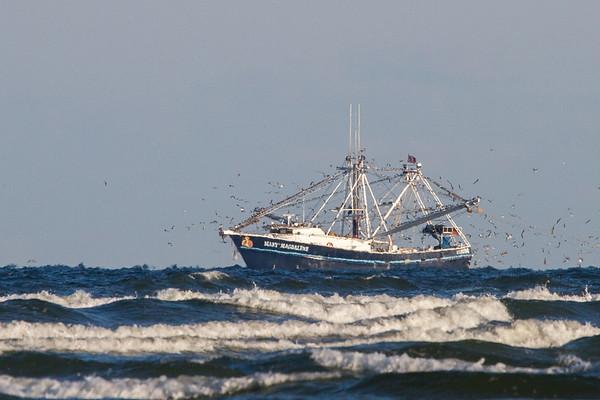 Amelia Island shrimp boat