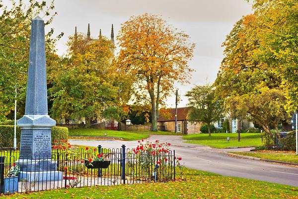 Potterhanworth, Lincolnshire, UK