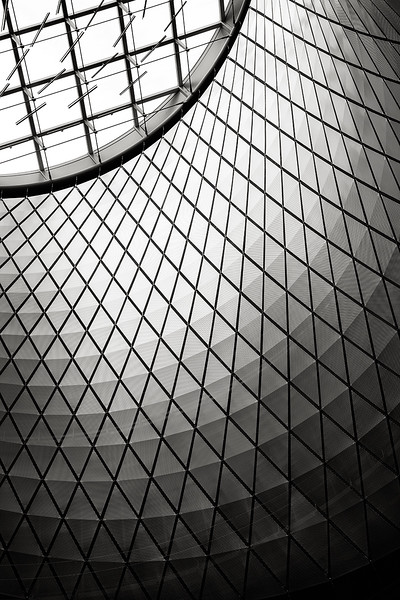 Fulton Center oculus