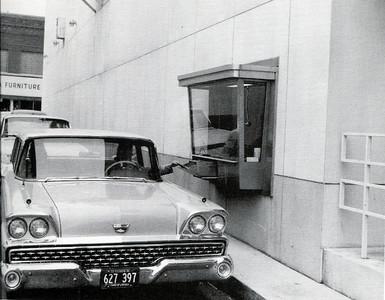 Busey 1st Driveup 1961