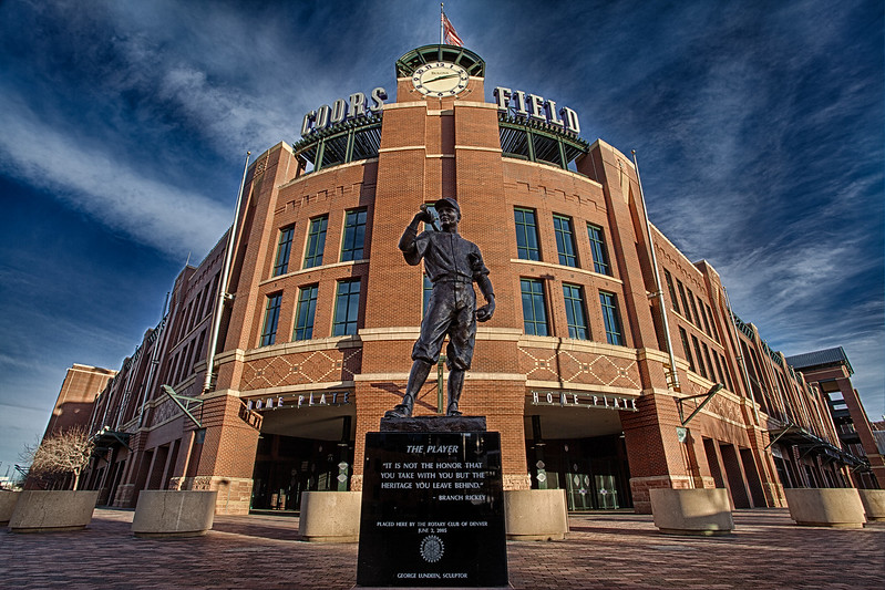 Coors Field, Denver, Colorado