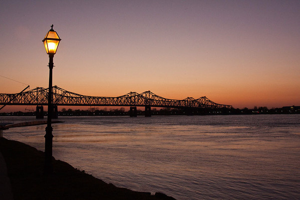Mississippi at Natchez