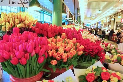 Pike's Market - Seattle, WA