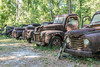 Rusty lineup