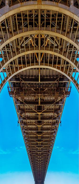 George Washington Bridge Perspective