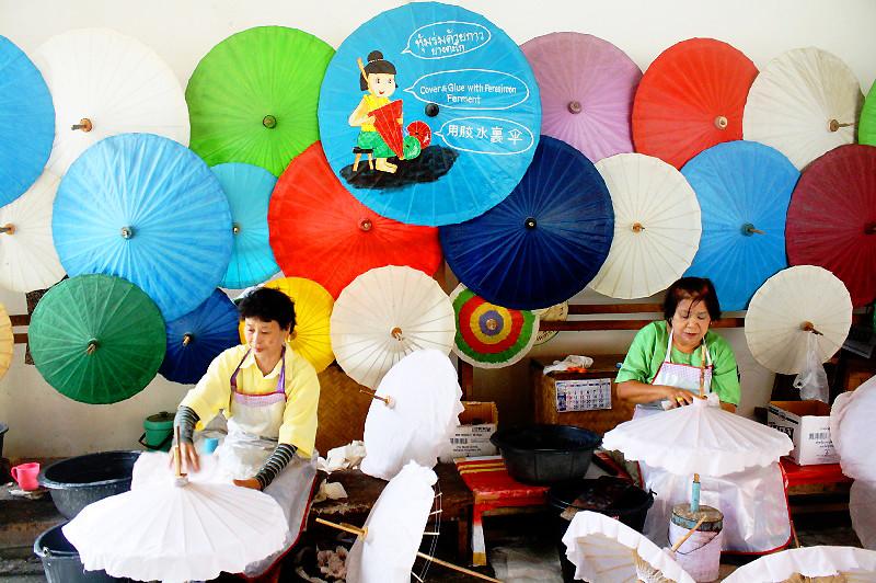 Borsang Umbrella Making Centre