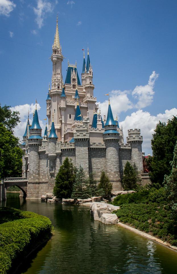 Castle Side View