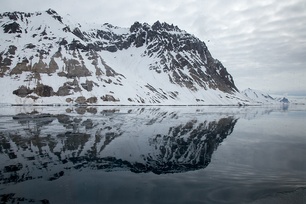 Svalbard reflection