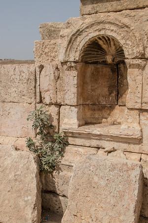 Statue niche