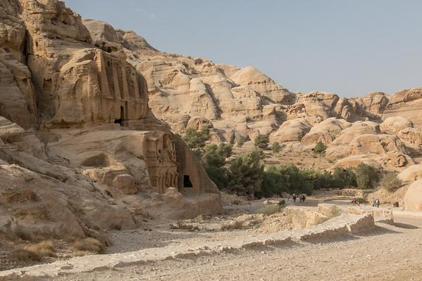 Obelisk Tomb, Petra