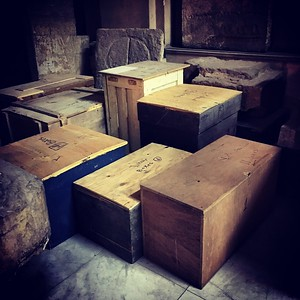 Treasures Boxes