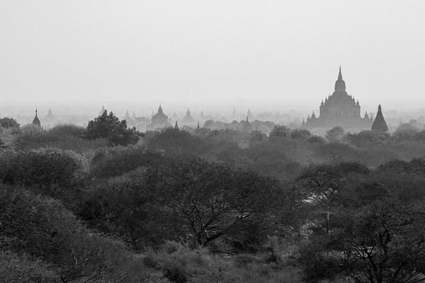 Bagan haze