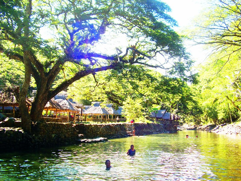 Iwahig Penal Colony in Palawan