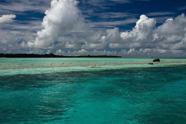 Among the Rock Islands