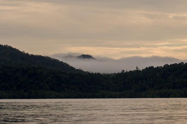 Aljui Bay dawn