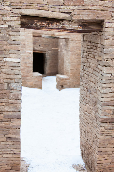 Chaco Canyon Corridor