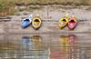 Kayaks at Terra Nova