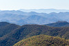 Clingman Dome vista