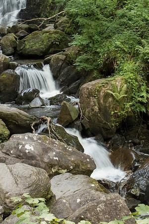 Torc waterfall cascade