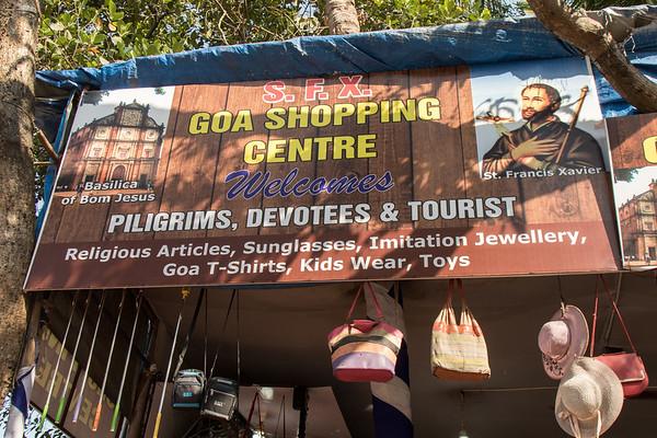 Goa billboard