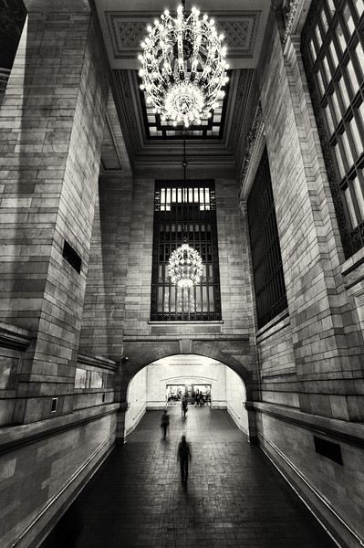 Grand Central Station Portal