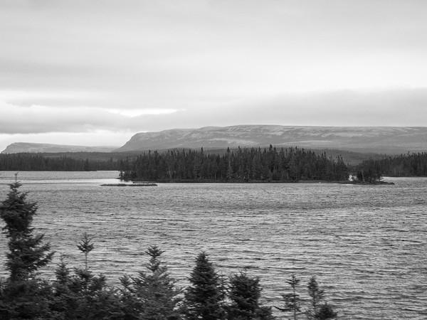 Gros Morne landscape