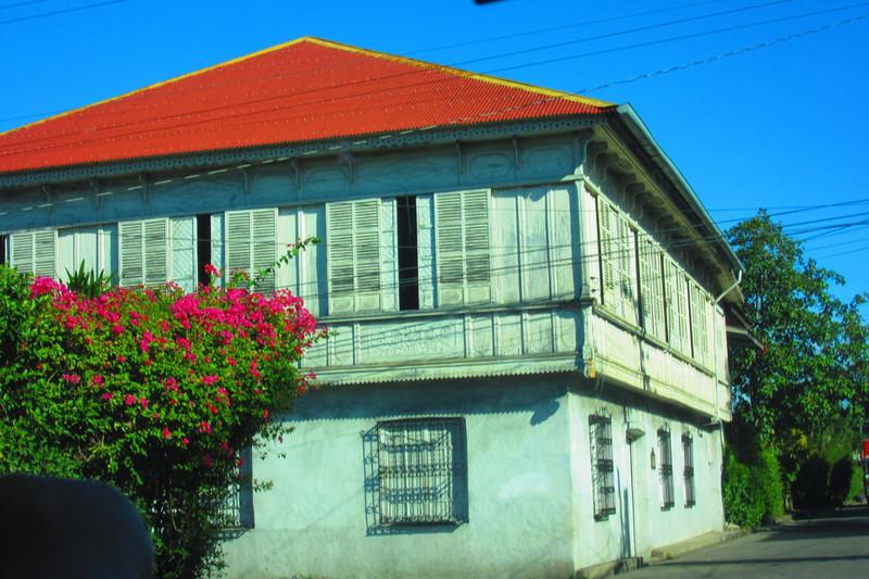 Vicente Conlu Montelibano Ancestral House