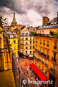Rue Saint-Séverin - Paris