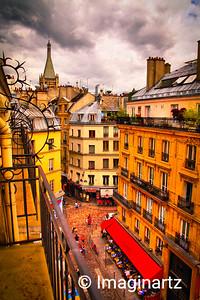 Rue Saint-Séverin - Paris