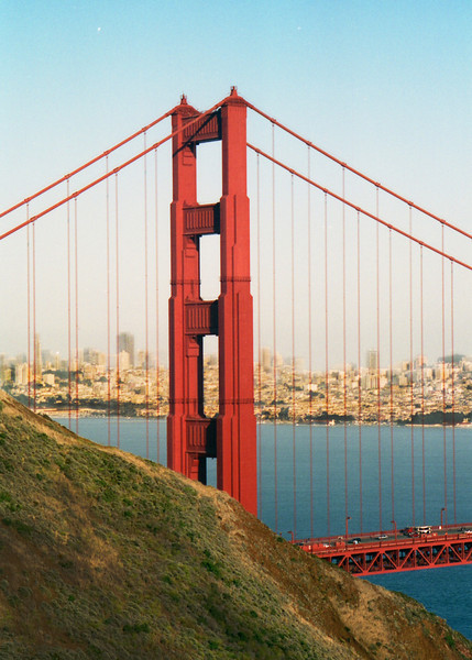 Golden Gate Bridge. 1993